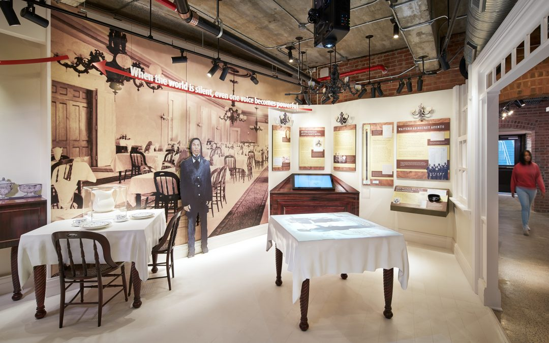 "Niagara Falls Underground Railroad Heritage Center's Permanent Exhibition ""One More River to Cross"" Wins 2019 AASLH Award of Excellence"